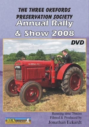 The Three Okeford's Rally 2008 DVD